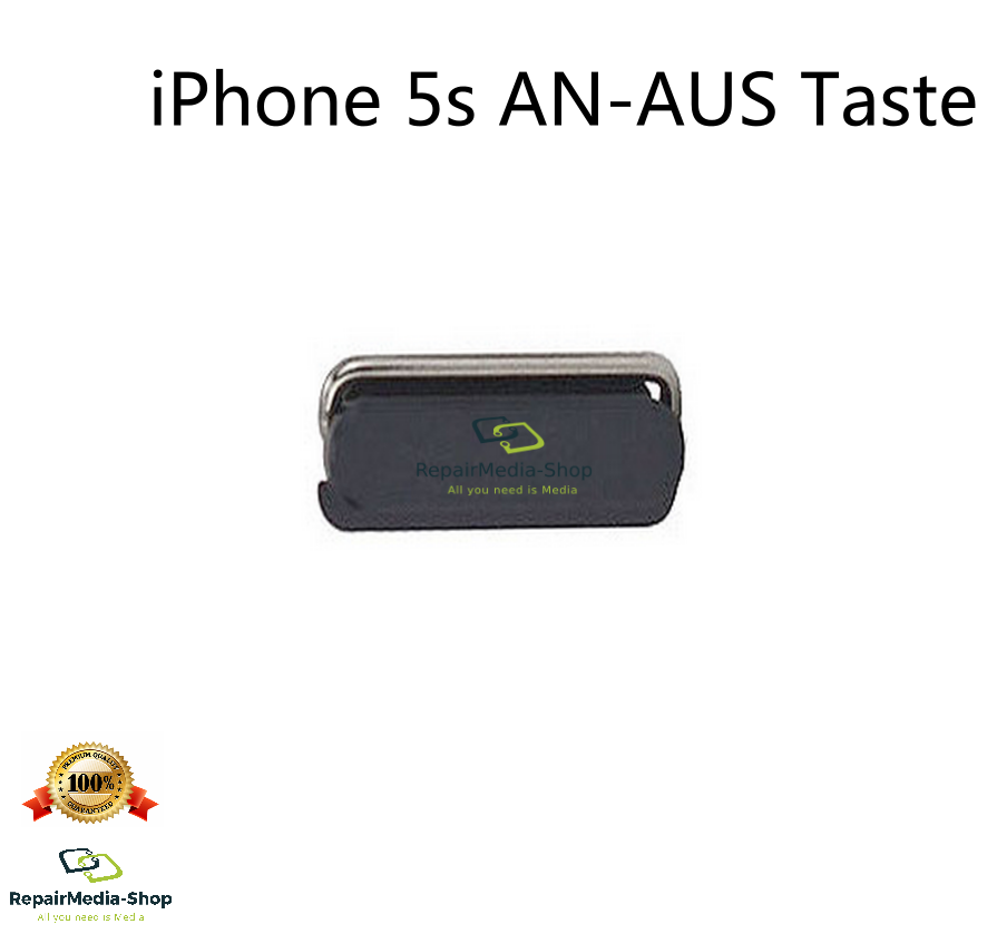 power button an aus standby taste f r apple iphone 5 5g. Black Bedroom Furniture Sets. Home Design Ideas